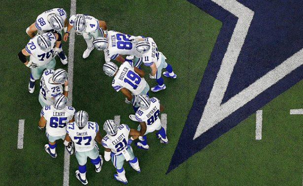 Por segundo año, los Vaqueros de Dallas se coronan como el equipo más valioso