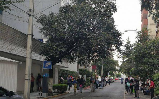Tras sismo de 6.1, no se registran daños en la CDMX