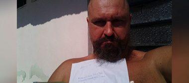 Trasladan a #LordNaziRuso a prisión de Cancún tras salir del hospital