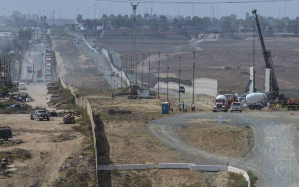 Estiman que presupuesto de Trump incluya 3 mil mdd para muro fronterizo