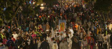 Alerta por movilidad en inmediaciones de la Basílica; esperan a 8 millones de peregrinos