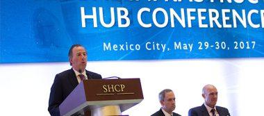 Meade refrenda confianza para invertir y fortalecer en materia de infraestructura