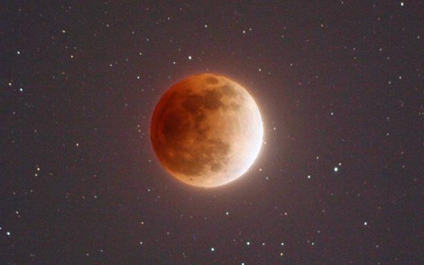 Mañana será la 'Superluna azul de sangre' y no te la puedes perder