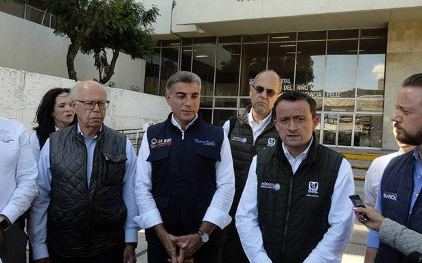 Construirán nuevo hospital del IMSS en Puebla