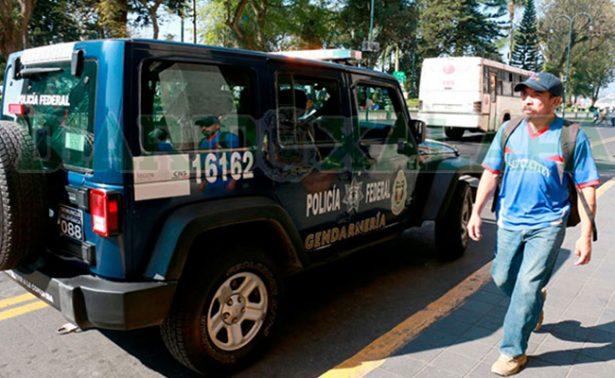 Por violencia podría intervenir Gendarmería a Veracruz