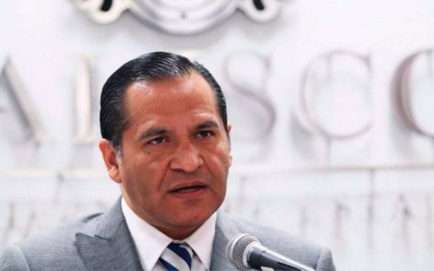 Renuncia fiscal de Jalisco para buscar gubernatura de la entidad