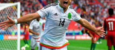 """Chicharito"" Hernández ya es del West Ham United"