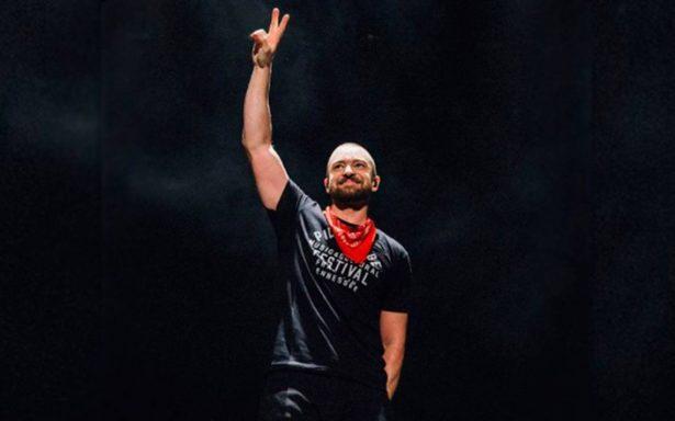 Justin Timberlake conquista el número uno del Billboard 200 con 'Man of the Woods'
