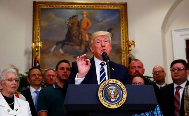 Trump niega haber obstruido investigación sobre intervención rusa en elecciones
