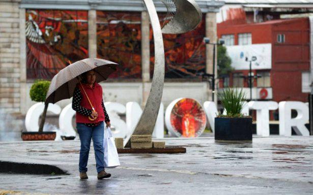 Chubascos y lluvias registrará la zona noroeste del país