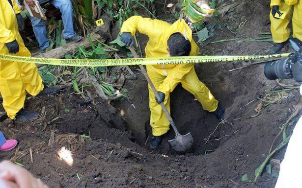 """""""Sepultan"""" cifras de homicidios en Nayarit, pero crecen desapariciones"""