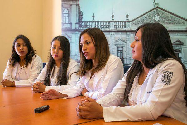 Ganan estudiantes de la UASLP premio internacional