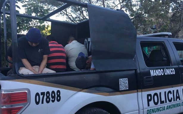 Operativo contra delincuencia en Cuautitlán Izcalli deja 81 detenidos