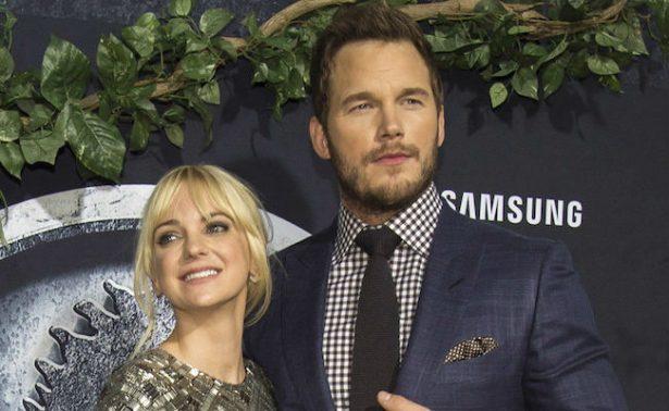 Chris Pratt y Anna Faris se separan tras ocho años de matrimonio
