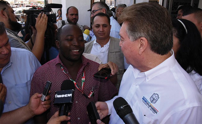 Descartan deportaciones masivas de haitianos