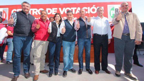 Destaca Riquelme la unidad, solidaridad y suma de esfuerzos en el PRI