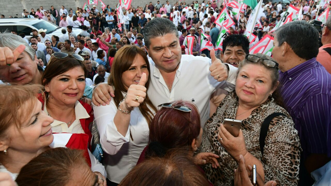 Resultado de imagen para Miguel Ángel Riquelme Solís, candidato a gobernador de Coahuila.