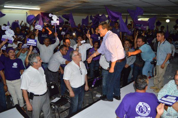 Señala Javier Guerrero que Coahuila tendrá su primer gobernador independiente