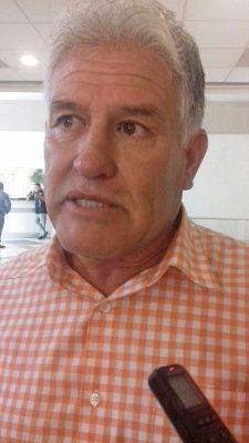 Lic. Roberto Ramírez, presidente del Colegio de Abogados de Monclova.