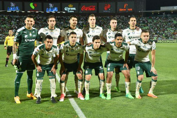 Toluca tiene sufrido pase a semifinales ante Santos