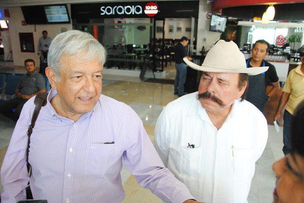 Califica de mafiosos a candidatos del PRI-AN