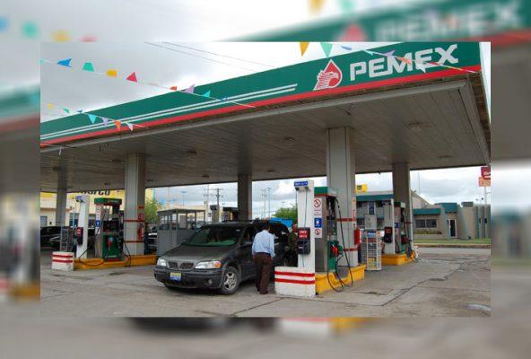 Liberan precios de gasolinas a la alza