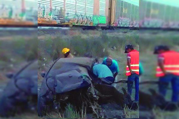 Se incrementan los accidentes en las vías del ferrocarril