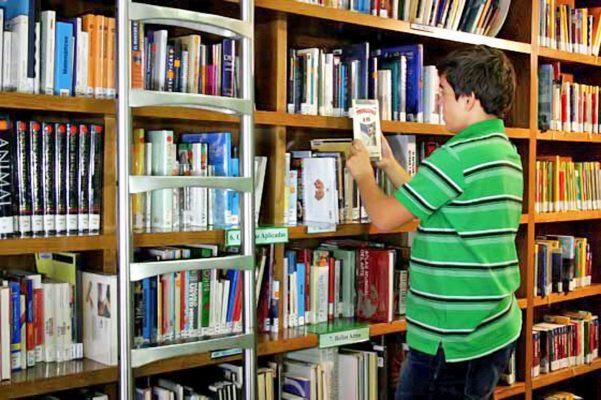 La tecnología en celulares y computadoras harán muy pronto desaparecer las bibliotecas