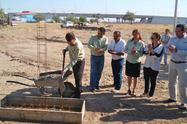 Inicia la UAL la construcción de su nuevo edificio de secundaria
