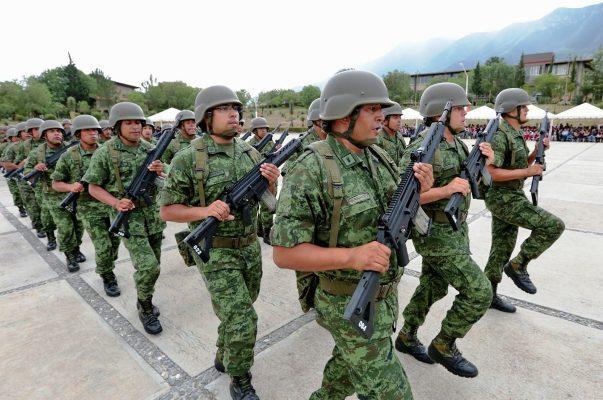 RMV blindó a Coahuila con nuevos cuarteles del Ejército mexicano