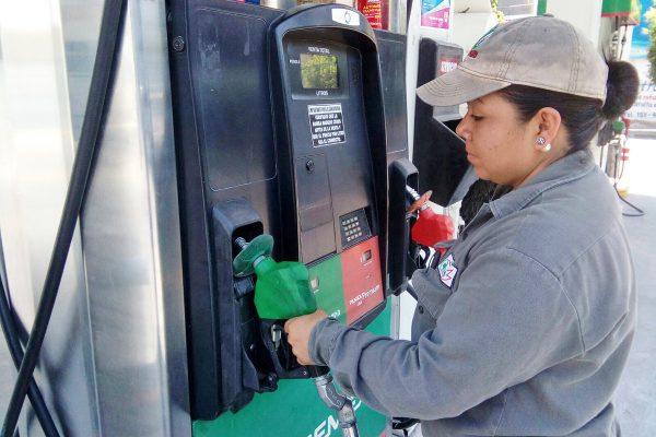 Sólo en Gómez Palacio se liberó el precio de los combustibles