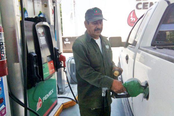 j13 Se liberó precio combustibles GP 3