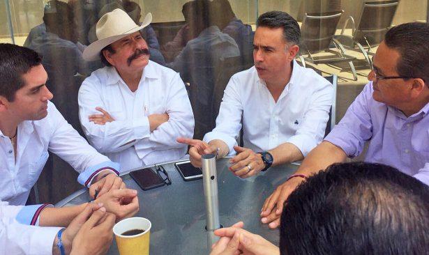 El PRD buscará ir en 'unidad' con Morena para 2018: Barrales