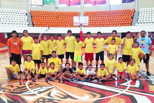 Escuela de Basquetbol Algodoneros Laguna invita a su curso de verano
