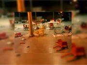 Destrozan comité distrital en Acuña, roban material electoral