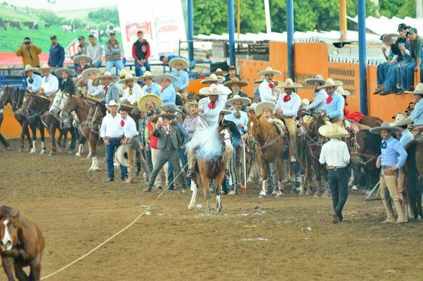 La Laguna será sede del 2° Congreso Estatal Charro Durango 2017