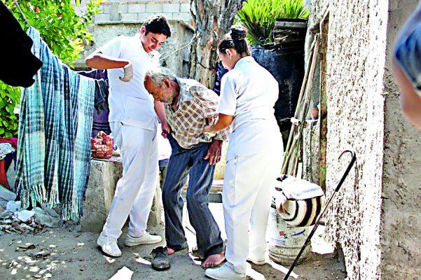 Adultos mayores sufren de violencia psicológica