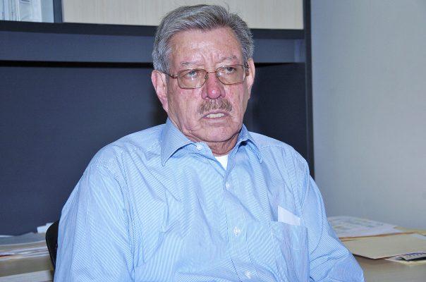 Gabriel Calvillo Ceniceros, titular de la Dirección de Ordenamiento Territorial y Urbanismo