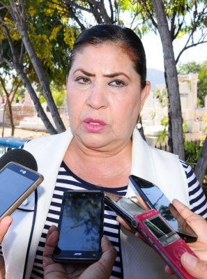 Respetuosa de las acciones legales en contra de ex funcionario estatal: González Achem