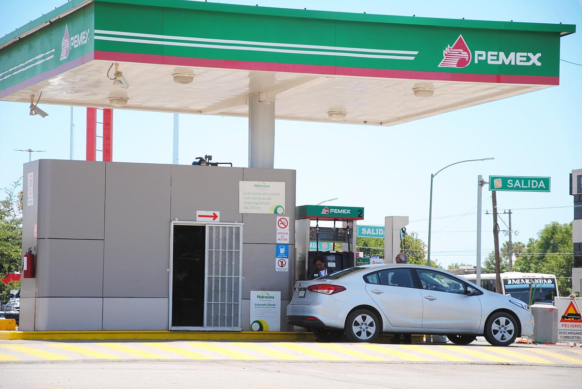 Baja precio de la gasolinaen Ciudad Juárez