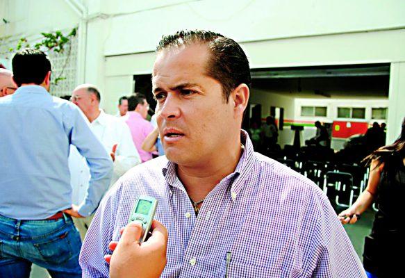 Alberto Porragas, titular de Protección Civil en Torreón.