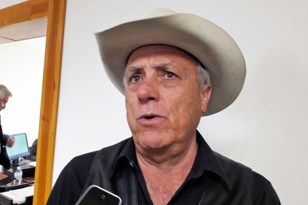 Juan José Córdova Herrero, presidente de la Asociación Mexicana de Engordadores de Ganado.