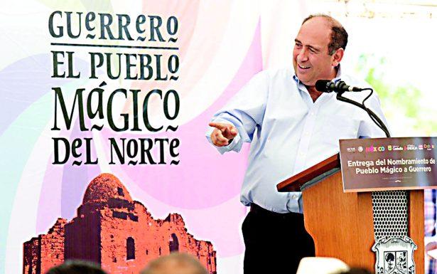 Coahuila crece en turismo: RMV