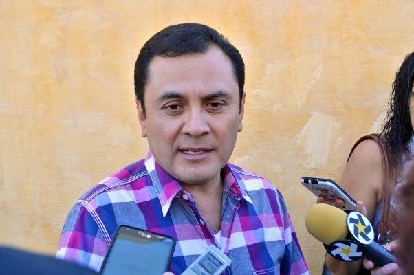 Xavier Alain Herrera Arroyo, gerente general del SIMAS.