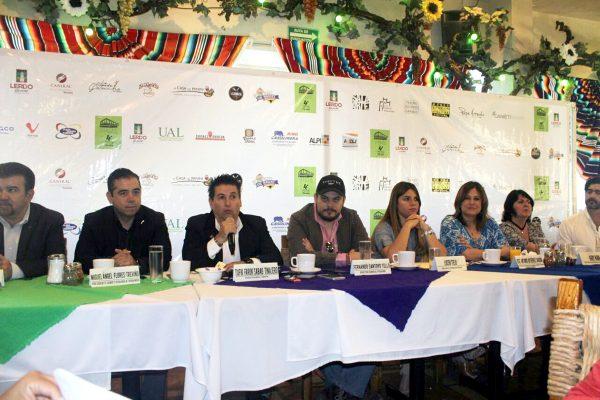 Anuncian 4ta edición de FENACINE Torreón