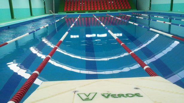 Están por concluir alberca semi olímpica en la Línea Verde en Torreón
