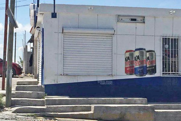 """El depósito """"El Paso"""", en Castaños, fue clausurado sin evidencias por policías investigadores."""