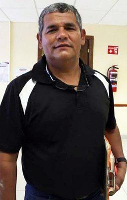 Guadalupe Favela, director de Limpieza de Monclova.