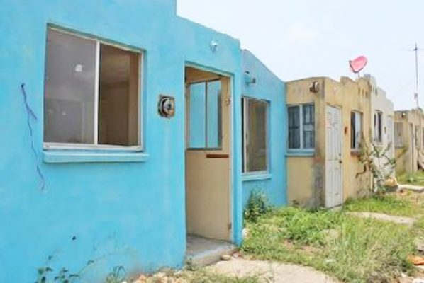Rentará Infonavit viviendas abandonadas en Acuña