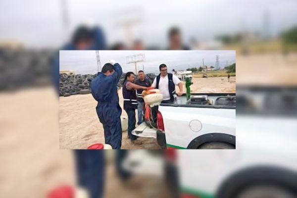 Por falta de gasolina no fumigan en el norte de Coahuila